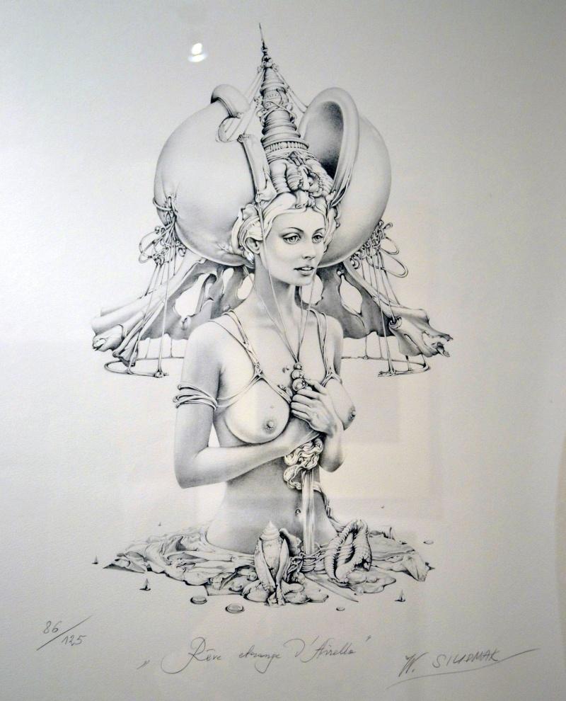 """Wojciech Siudmak, """"86/125"""", serigrafia, 55×75 cm, cena – niedostępny"""